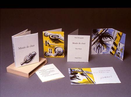 Lithograph Klasen - Musée de Chair