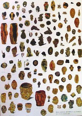 Poster Barcelo - Musée des arts décoratifs