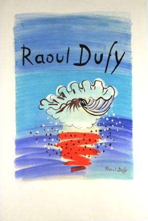 Lithograph Dufy - Musée des Beaux Arts de Nancy  Avant la Lettre