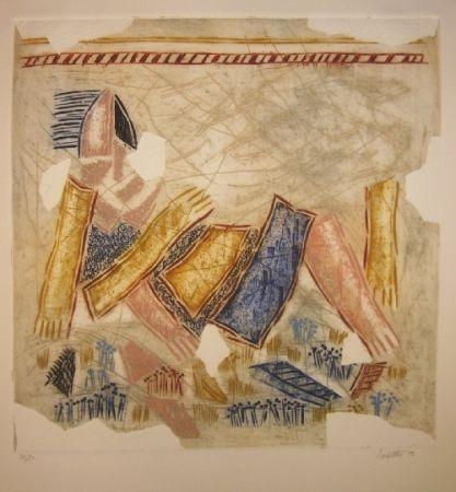 Carborundum Louttre - Muse latine