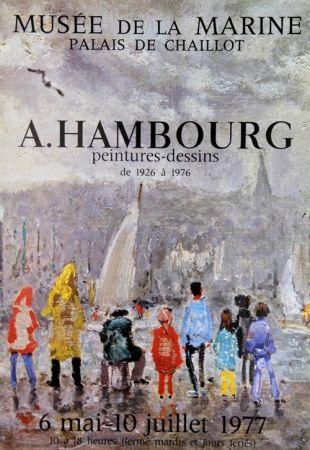 Offset Hambourg - Musee de la Marine