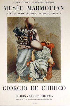 Lithograph De Chirico - Musee Marmotan