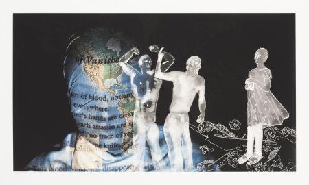 Numeric Print Malani - My Speech Is Silence...