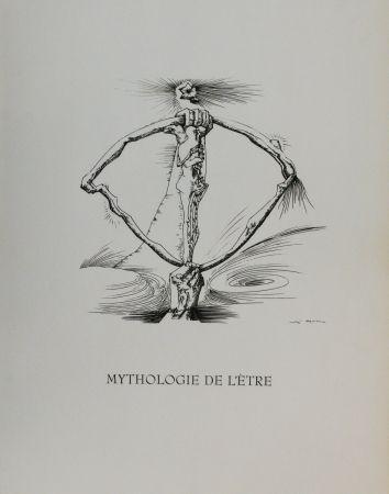 Illustrated Book Masson - MYTHOLOGY OF BEING