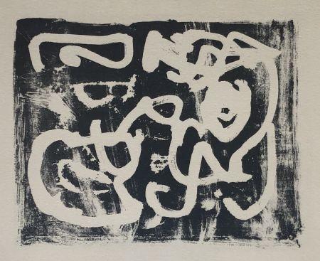 Lithograph Alechinsky - Néon