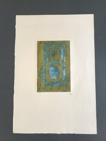 Etching Clavé - N/A