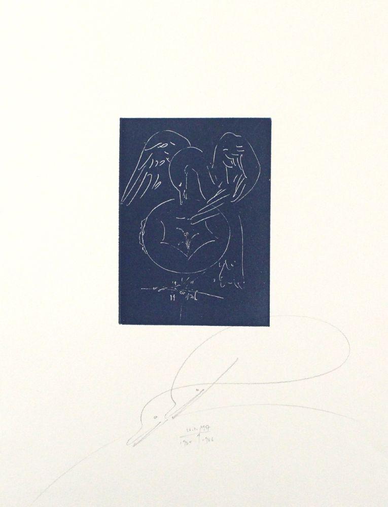 Engraving Hafner - Nacht / Night