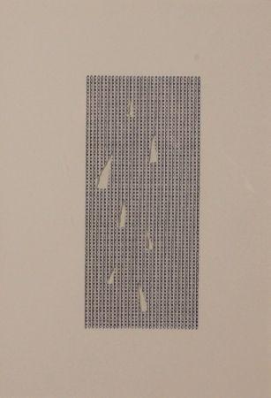 Lithograph Kolar - NAHORU A DOLU