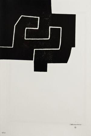 Lithograph Chillida - NANCY