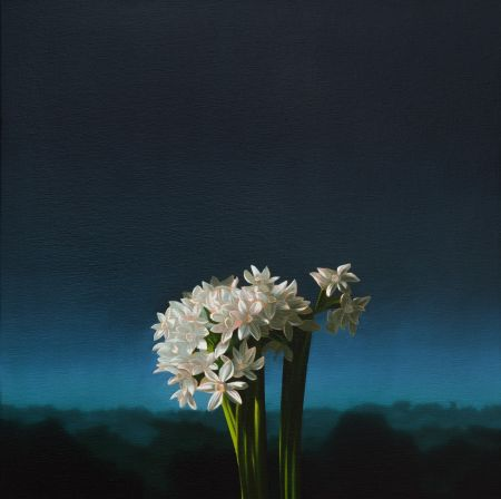 No Technical Cohen - Narcissus Against Evening Sky