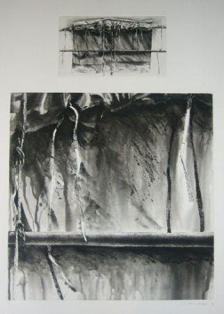 Aquatint Titus Carmel - Narwa 4