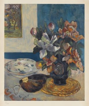 No Technical Gauguin - Nature morte