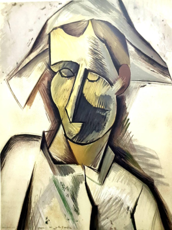 Lithograph Picasso (After) - Nature Morte à la Pipe