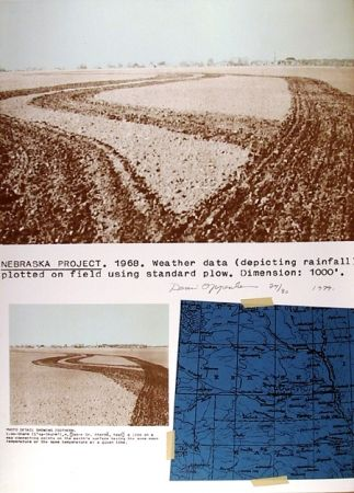 Lithograph Oppenheim - Nebraska Project