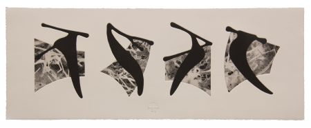 Etching And Aquatint Baroja-Collet - Neguko kronika