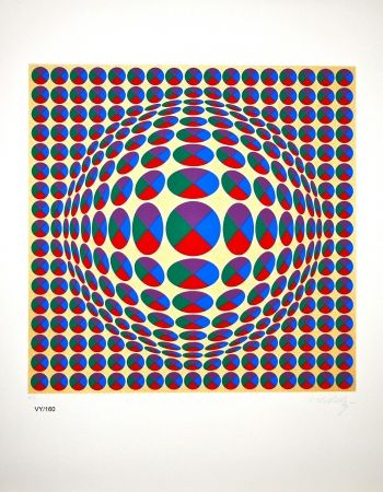 No Technical Vasarely - Neptume 2