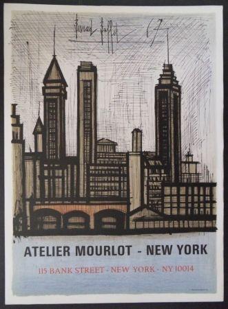 Lithograph Buffet - New-York