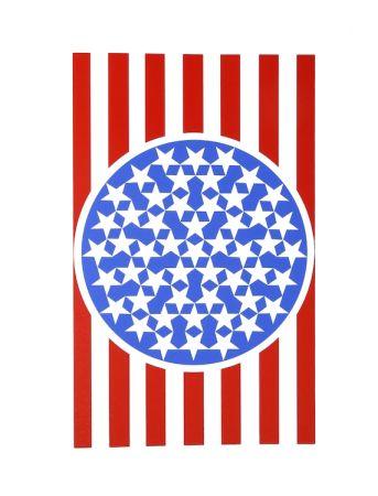 Screenprint Indiana - New glory banner