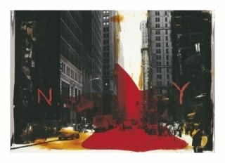 Numeric Print Soulie - NEW YORK