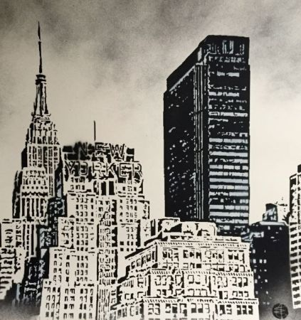 Multiple Walker - New Yorker