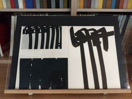 Illustrated Book Soulages - No 34