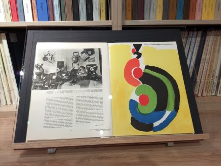 Illustrated Book Delaunay - No 39