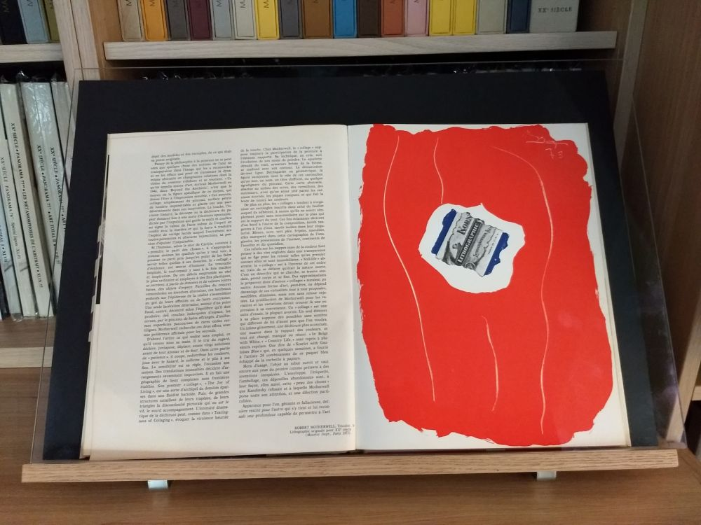Illustrated Book Motherwell - No 40