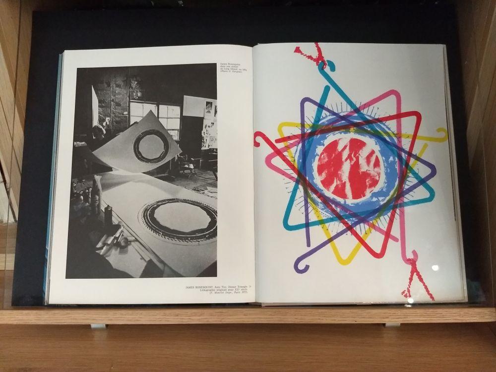 Illustrated Book Rosenquist - No 44