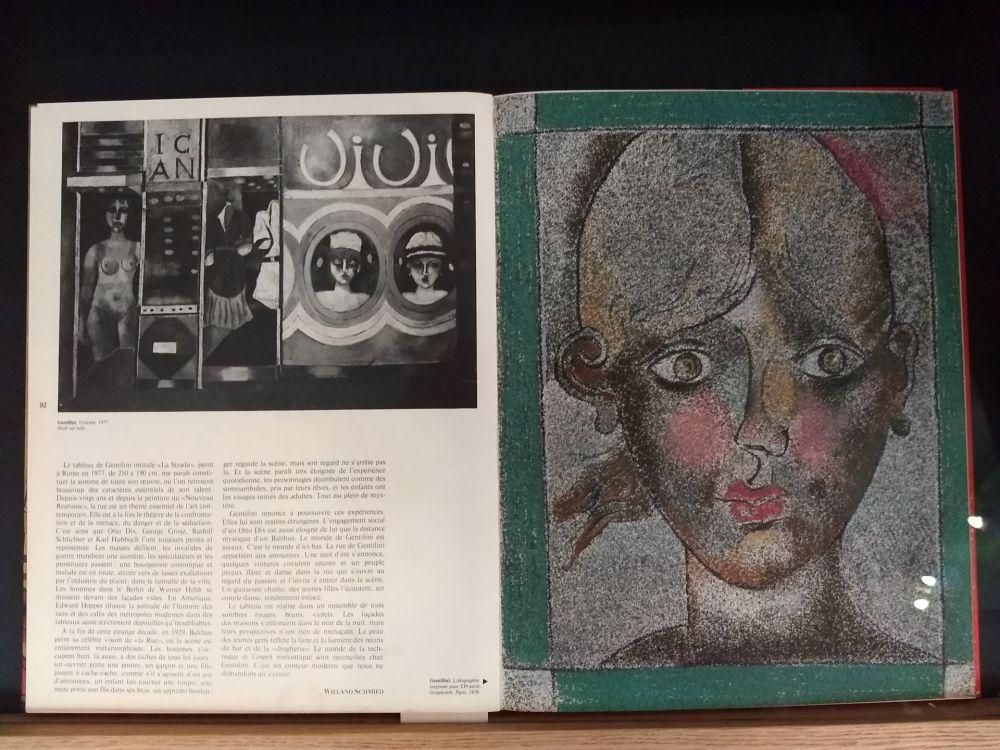 Illustrated Book Gentilini - No 50