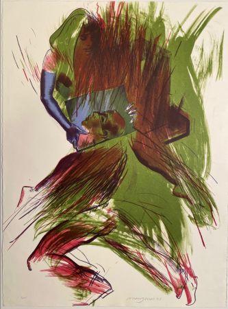 Lithograph Jones - No Strings
