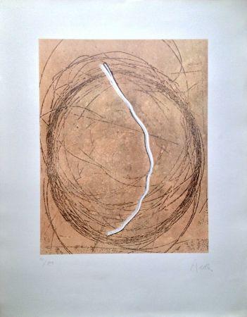 Lithograph Fiedler - No title