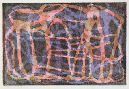 Woodcut Carstens - No Title