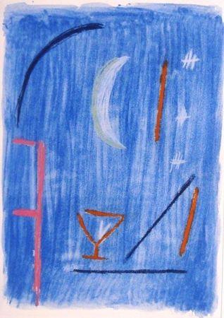 Etching Ràfols Casamada - Nocturn
