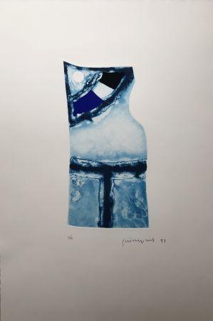 Etching Guinovart - Nocturn 2