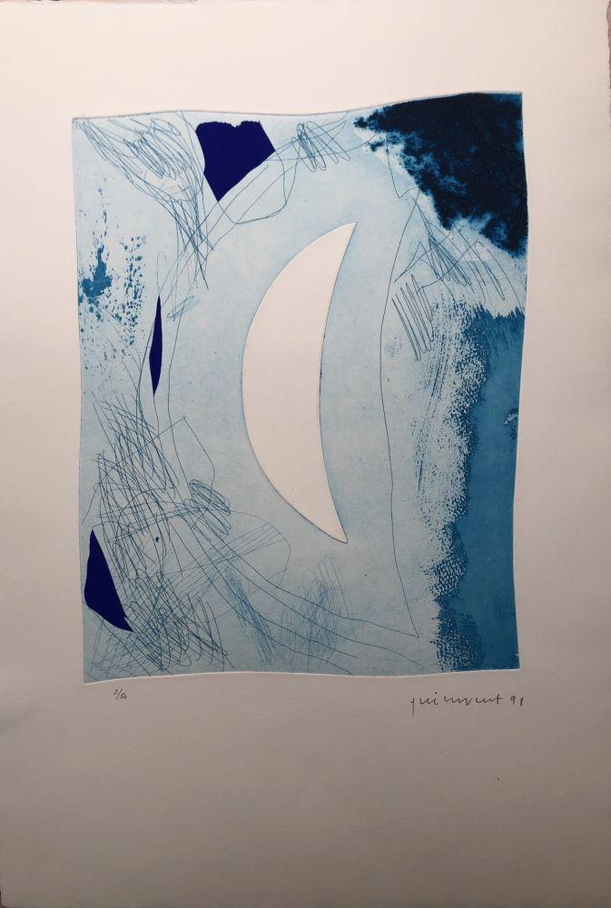 Etching Guinovart - Nocturn 3
