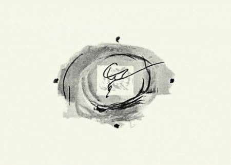 Lithograph Tàpies - Nocturn matinal - 4