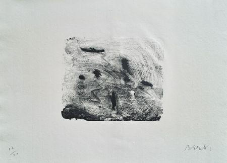 Lithograph Barcelo - Nocturne
