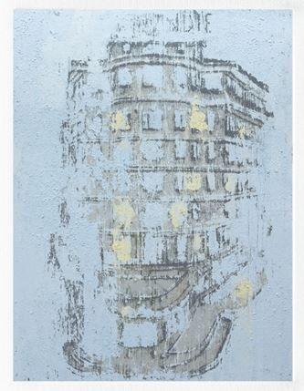 Numeric Print Perez - Normandie (blue)