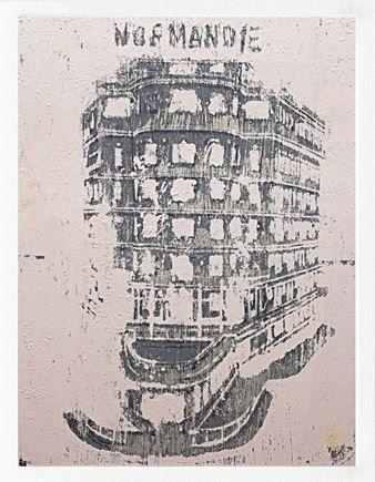 Numeric Print Perez - Normandie (pink)