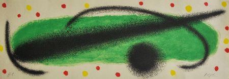 Etching Miró - Nous Avons I / Fuseés