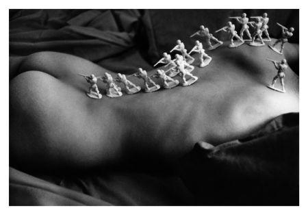 Screenprint Miralda - Nu (Collection Naked)