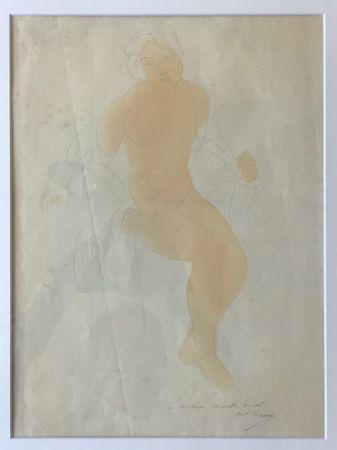 No Technical Rodin - Nu féminin
