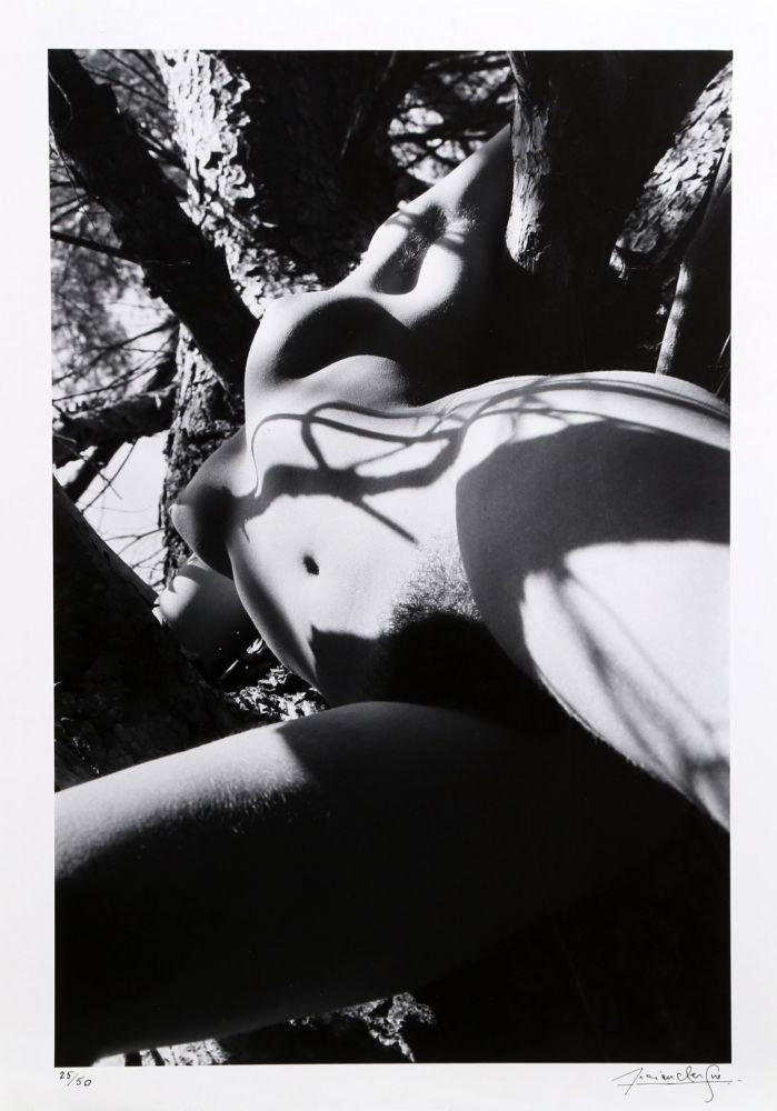 Photography Clergue - Nude No. 10