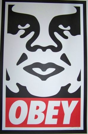 Offset Fairey - Obey