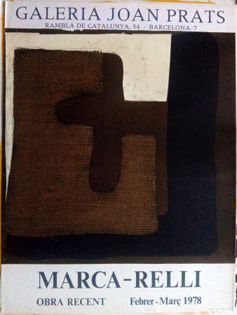 Poster Marca Relli - Obra Recent