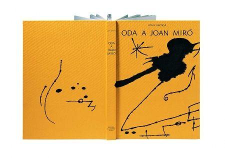 Illustrated Book Miró - Oda a Joan Miró