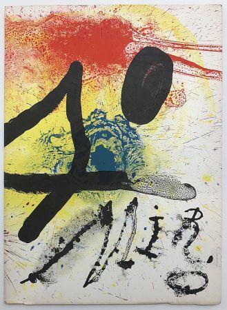 Illustrated Book Miró - Oeuvre graphique original - céramiques (1961)