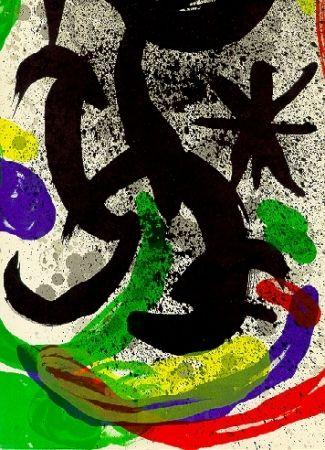 Illustrated Book Miró - Oeuvre gravé et lithographié