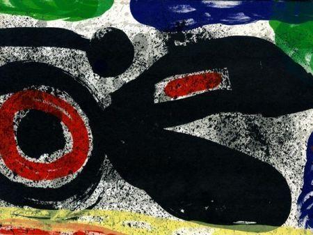 Illustrated Book Miró - Oeuvre gravé et lthographié