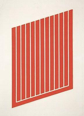 Woodcut Judd - Ohne Titel (Block 2-L)